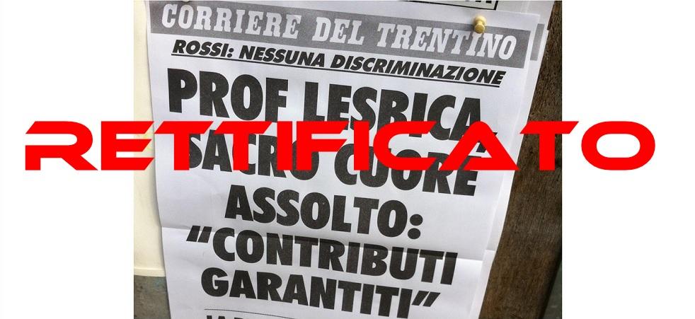 Scuola cattolica non può discriminare per orientamento sessuale
